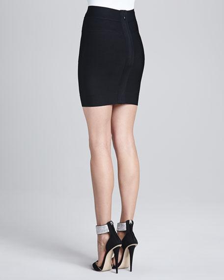 Formfitting Bandage Miniskirt
