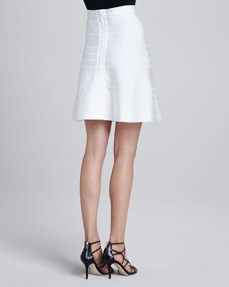 A-Line Bandage Skirt