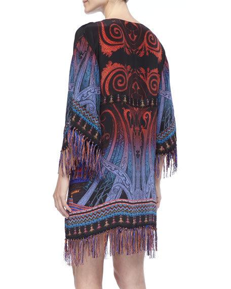 Multi-Color Print Coverup