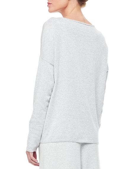 Sequin Dolman Sleeve Sweater