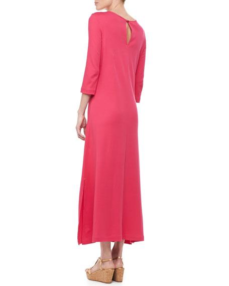 Interlock Easy Maxi Dress, Petite
