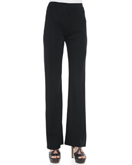 Misook Boot-Cut Pants, Women's