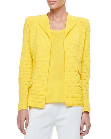 Lilly Texture Jacket, Petite
