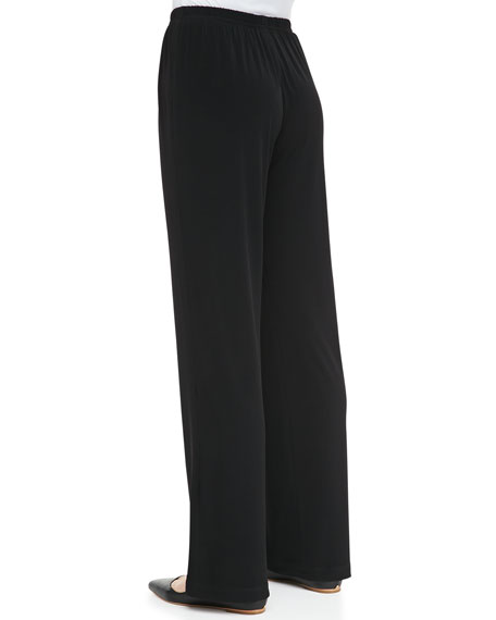 Stretch-Knit Slim Pants, Women's