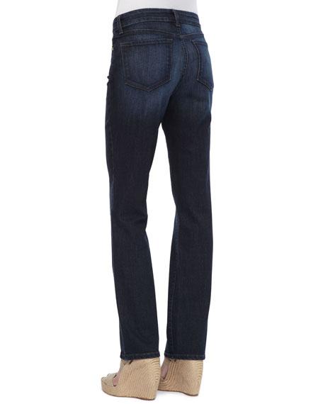 Marilyn Tustin Wash Straight-Leg Jeans