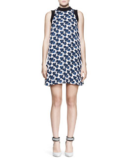 A.L.C. Drie Floral Swing Dress