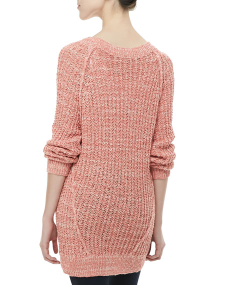 Star Dune Tunic Sweater