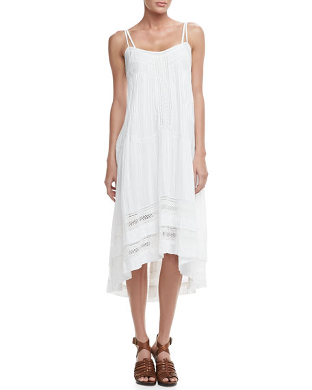 Western High-Low Dress