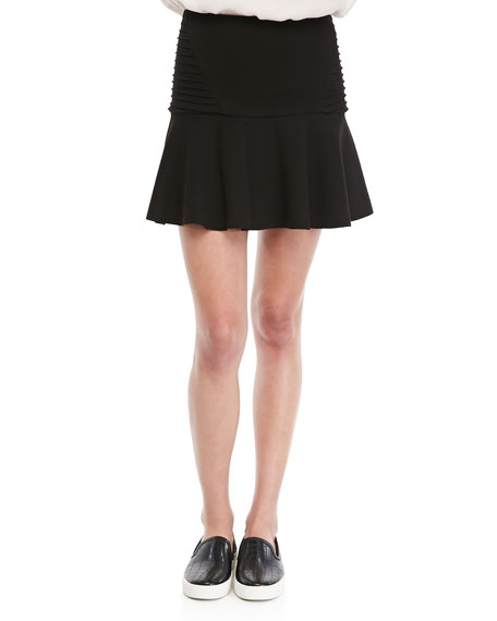 Elora Fit-and-Flare Skirt