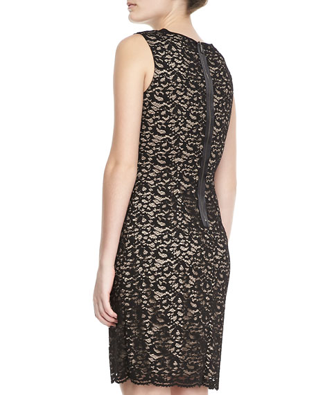Holly Lace Sheath Dress
