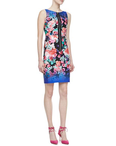 Venice Beach Floral-Print Dress