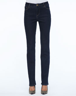 Christopher Blue Madison Westminster Straight-Leg Jeans