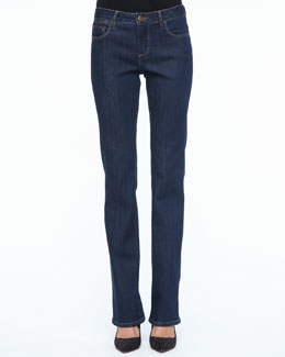 Christopher Blue Natalie Westminster Boot-Cut Jeans