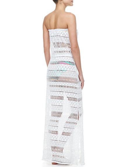 Pahala Crochet Maxi Dress
