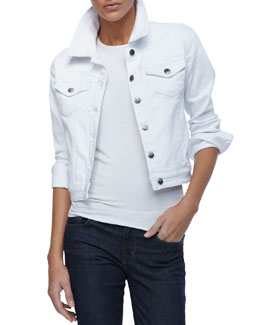 Christopher Blue Sharlene Denim Jacket