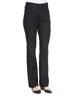NYDJ Marilyn Straight-Leg Jeans, Petite