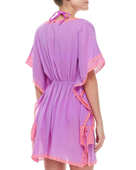 Deco Cutout-Trim Coverup, Vibe