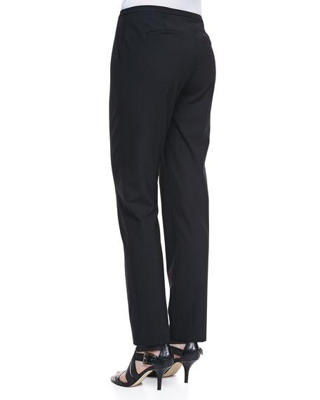 Jillian Slim Ankle Pants
