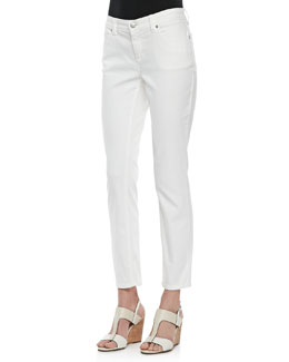 Eileen Fisher Skinny Ankle Jeans, Women's