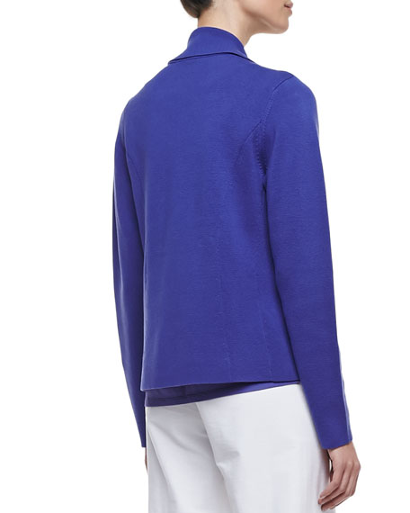 Interlock One-Button Jacket, Women's
