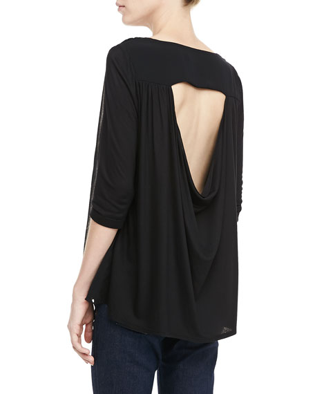 Julian Open-Back Top