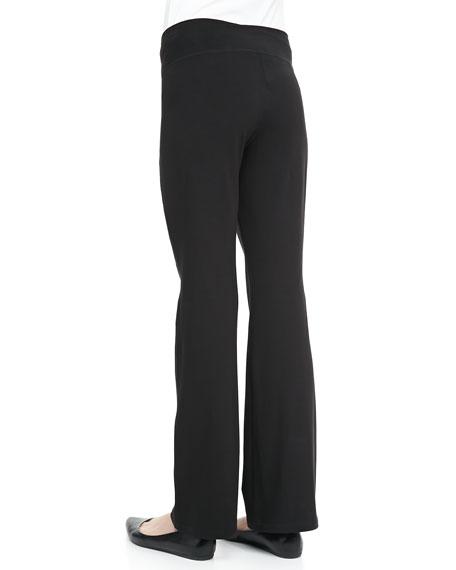 Stretch Jersey Yoga Pants