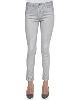 Joe's Jeans High Water Skinny Jeans, Ash