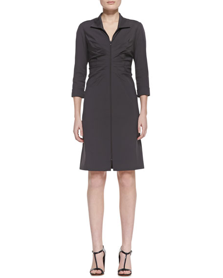 Denielle 3/4-Sleeve Dress