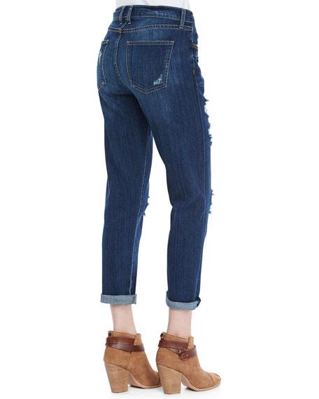 The Fling Destroyed Jeans