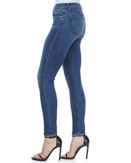 811 Mid-Rise Skinny Jeans, Infinity