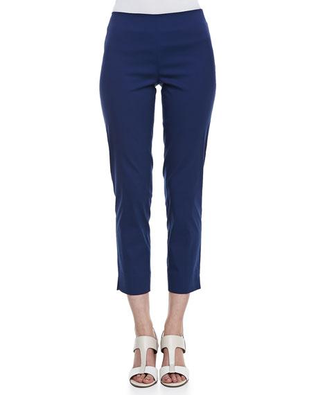 Stanton Cropped Pants, Luna Blue