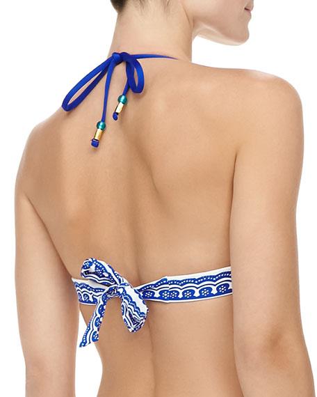 Seychelles Triangle Bikini Top