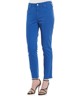 NYDJ Alisha Fitted Ankle Jeans