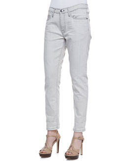 Current/Elliott The Fling Five-Pocket Jeans