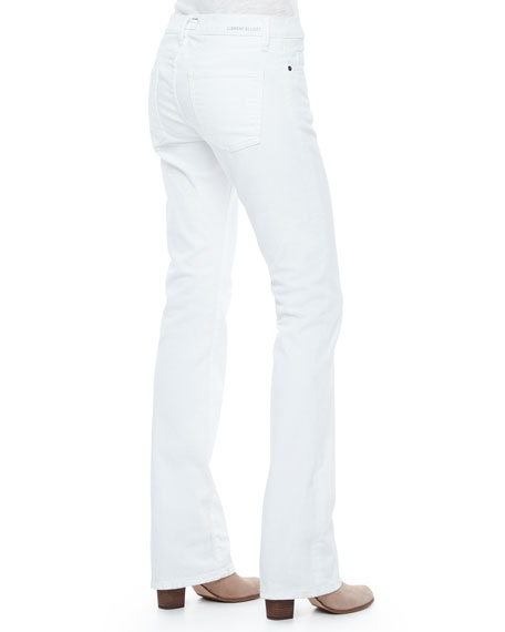 The Slim Boot-Cut Jeans, Sugar