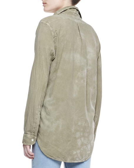 The Prep School Distressed Shirt
