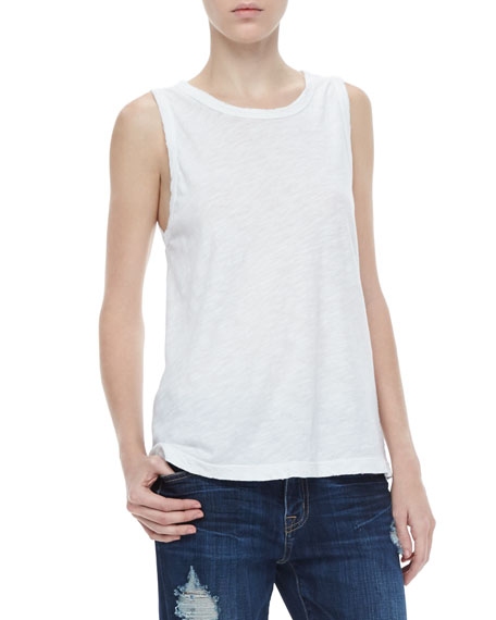 Current/ElliottThe Muscle Tee, Sugar
