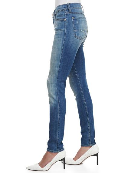 The Skinny Bright Light Broken Jeans