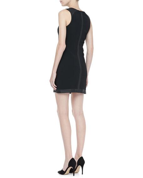 Nudie Tonal-Trim Dress