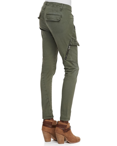 Bowery Zip-Pocket Cargo Pants