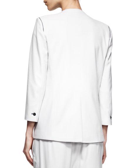 Ark Peak-Front Suiting Blazer