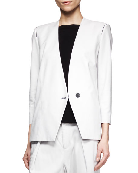 Ark Peak-Front Suiting Blazer