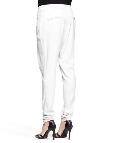Ark Pleated Suiting Pants