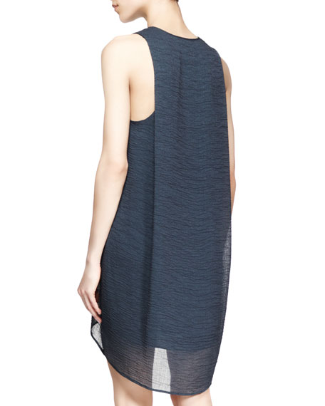 Breeze Sleeveless V-Neck Dress
