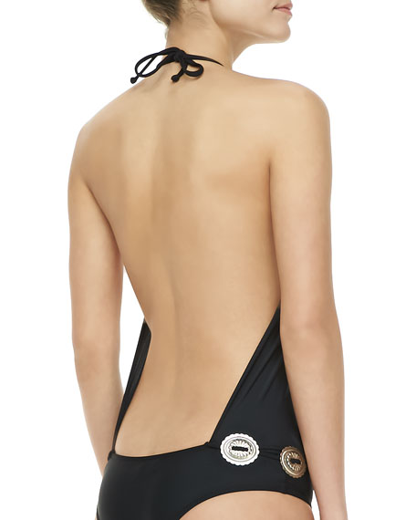 The Little Susan Belted One-Piece Swimsuit