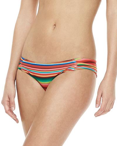 Colada Striped Swim Bottom