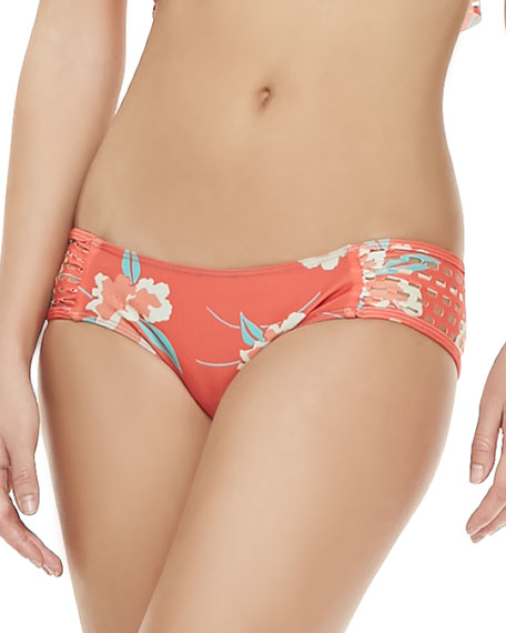 Monte Carlo Laser-Cut Swim Bottom, Coral Gables
