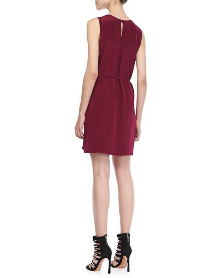 Yasmine Sleeveless Shift Dress