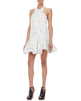 Cameo All My Days Flare-Hem Dress
