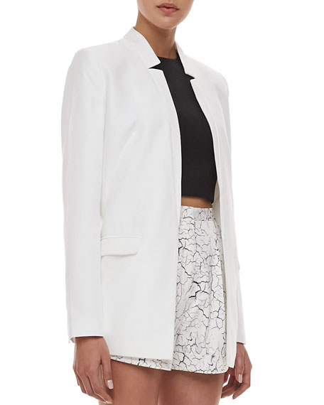 Lost at Heart Long Blazer